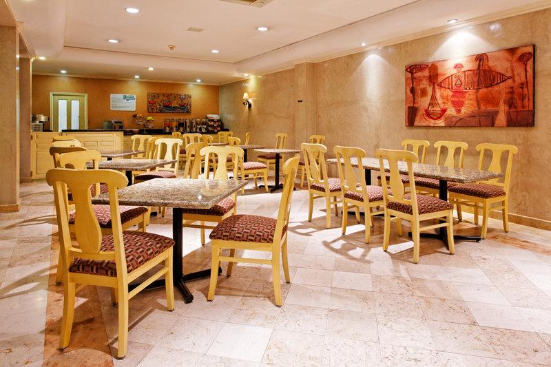 Holiday Inn Express Oaxaca-Centro Historico Gastronomy