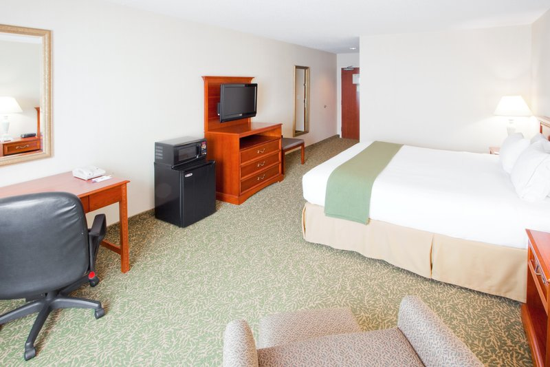 Holiday Inn Express Hotel & Suites Hagerstown 客室