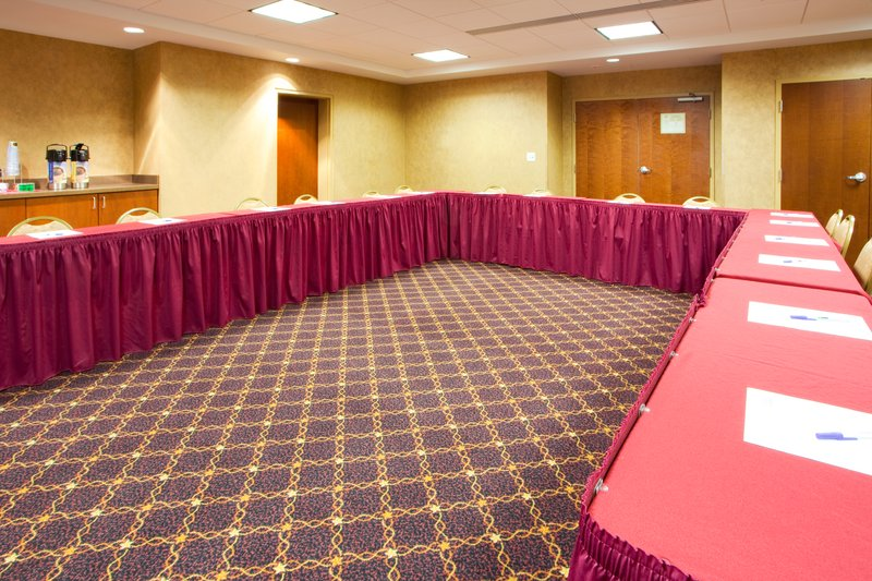 Holiday Inn Express Hotel & Suites Hagerstown 会議室