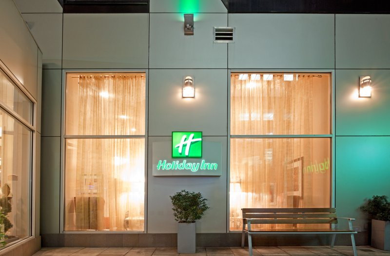 Holiday Inn NYC - Manhatten 6th Ave Вид снаружи