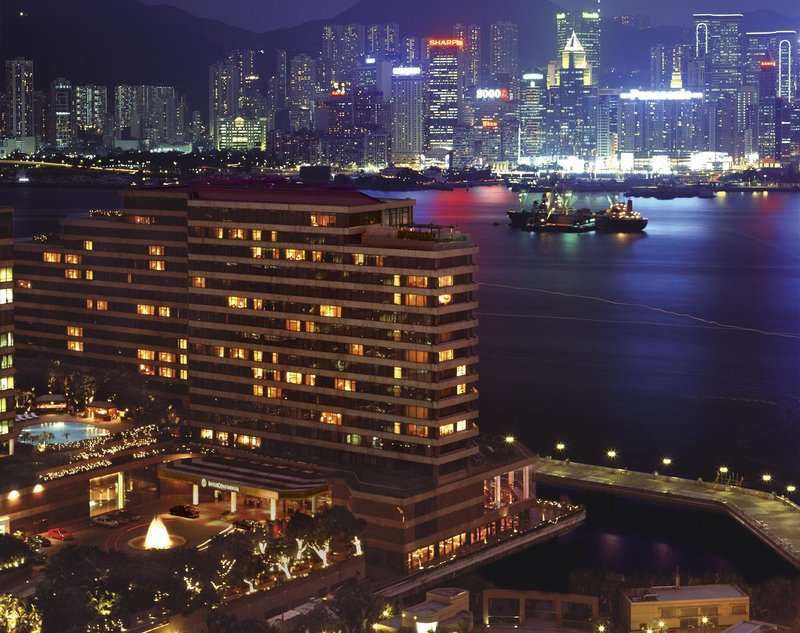 InterContinental Hong Kong Vista exterior