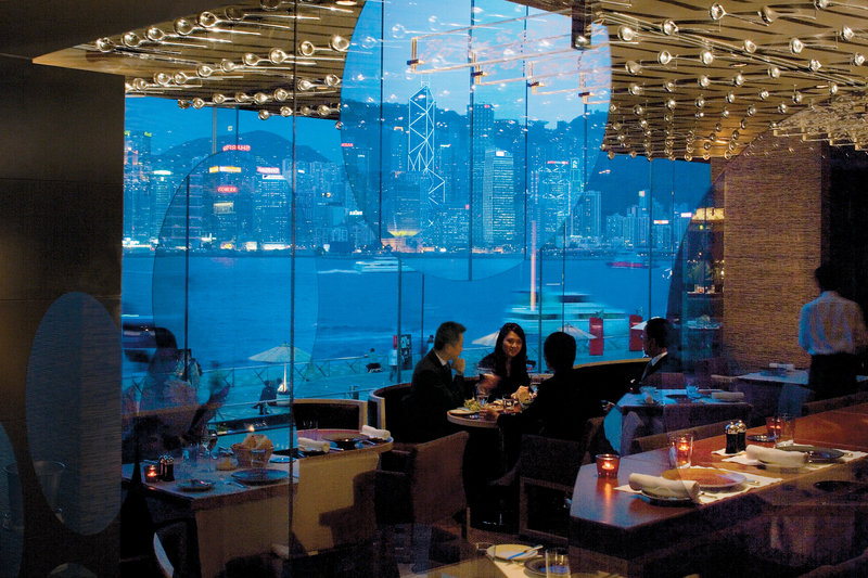 InterContinental Hong Kong Gastronomia