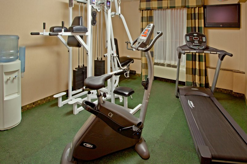 Holiday Inn Express North Bergen - Lincoln Tunnel Fitnessclub
