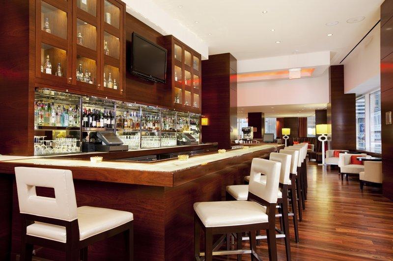 Crowne Plaza Hotel Times Square Manhattan Sala klubowa