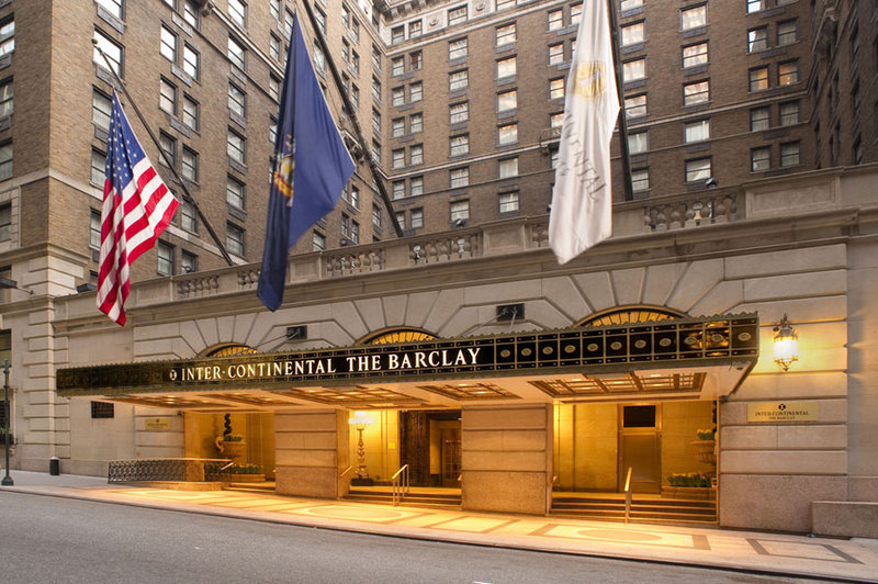 InterContinental The Barclay New York Exterior view