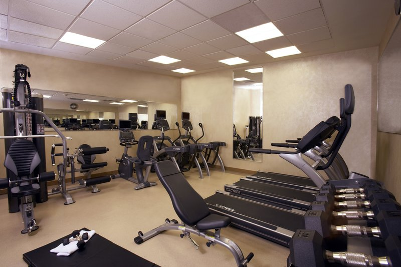 Staybridge Suites Times Square - New York City Fitness salonu