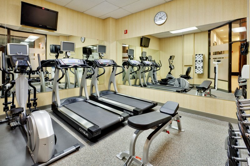 Holiday Inn Manhattan-Downtown/Soho Clube de fitness