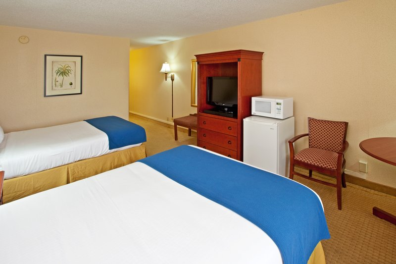 Holiday Inn Express LOUISVILLE-NW (NEW ALBANY) - New Albany, IN