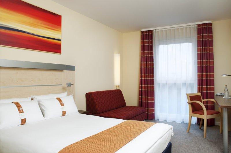 Holiday Inn Express Nürnberg-Schwabach Billede af værelser