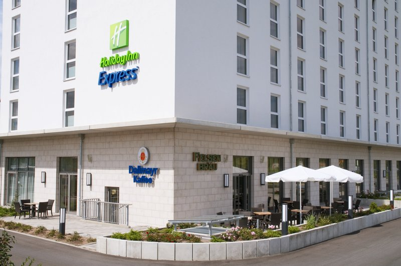 Holiday Inn Express Nürnberg-Schwabach Set udefra