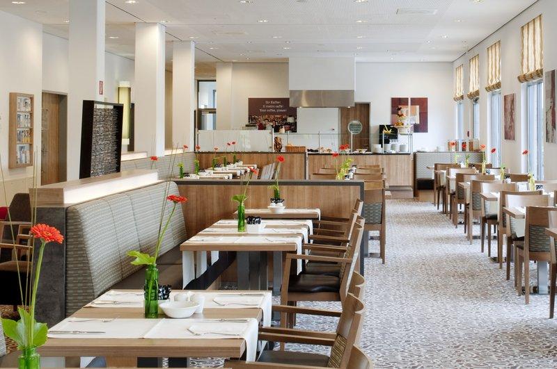 Holiday Inn Express Nürnberg-Schwabach Gastronomi