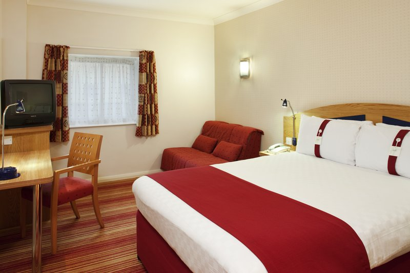 Holiday Inn Express Nottingham City Centre Pokoj