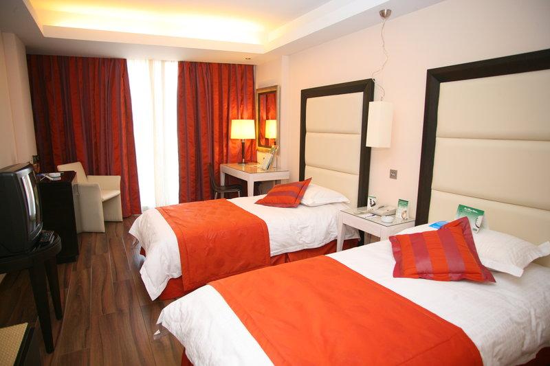 Holiday Inn Nicosia City Centre Zimmeransicht