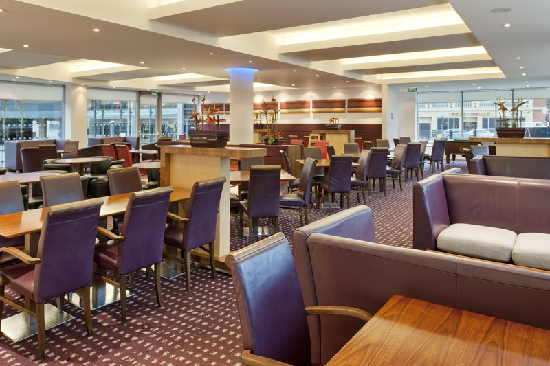 Holiday Inn Express Newcastle City Centre レストラン