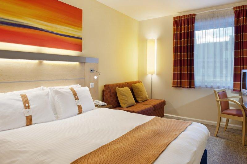 Holiday Inn Express Newcastle City Centre 客室