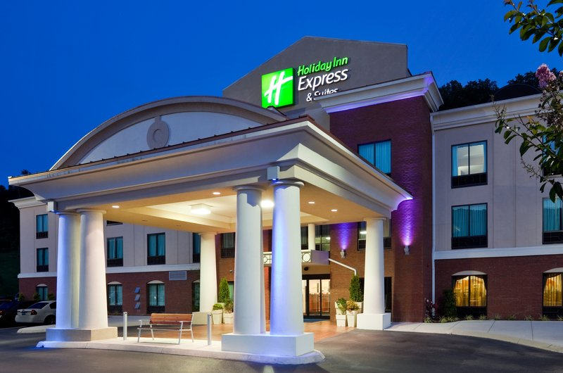 Holiday Inn Express Hotel & Suites Harriman Ulkonäkymä
