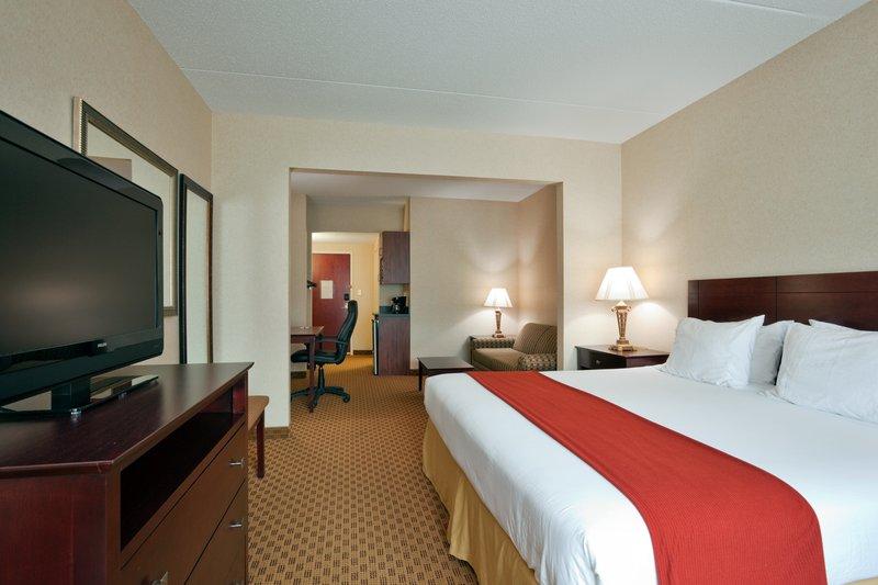 Holiday Inn Express Hotel & Suites Harriman Sviitti