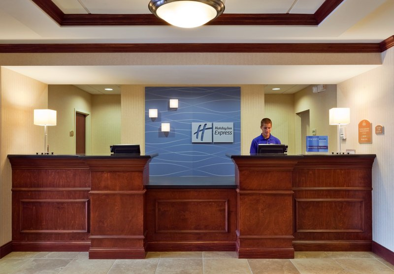 Holiday Inn Express Hotel & Suites Harriman Aula