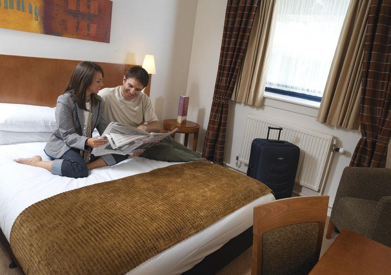Holiday Inn Harrogate Odanın görünümü