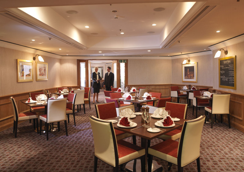 Holiday Inn Harrogate Gastronomi