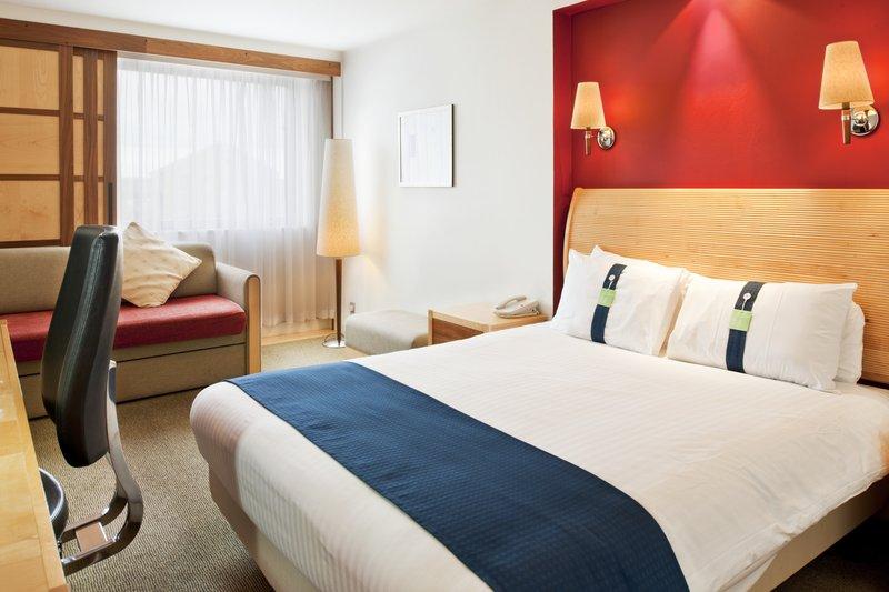 Holiday Inn Hull Marina View of room