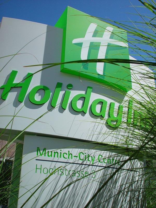 Holiday Inn MUNICH CITY CENTRE Außenansicht