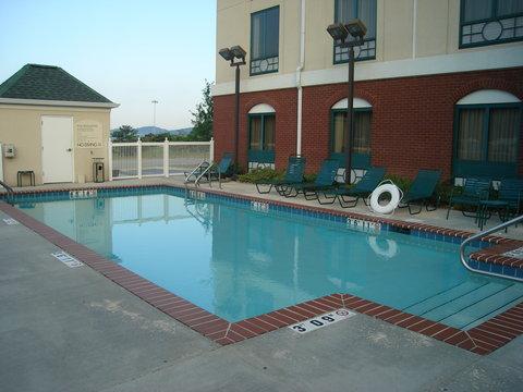 Holiday Inn Express Birmingham East Hotel - Swimming Pool