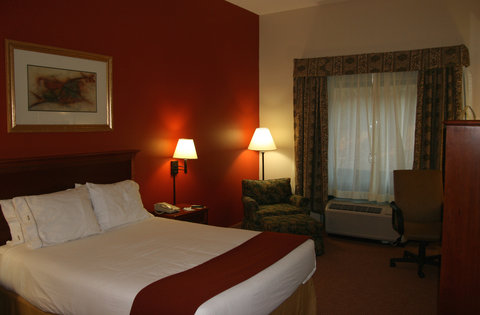 Holiday Inn Express Birmingham East Hotel - Accessible King Bed Guest Room