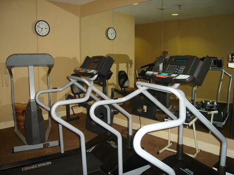 Holiday Inn Express Birmingham East Hotel - Fitness Center