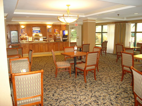 Holiday Inn Express Birmingham East Hotel - Guest Dining Lounge