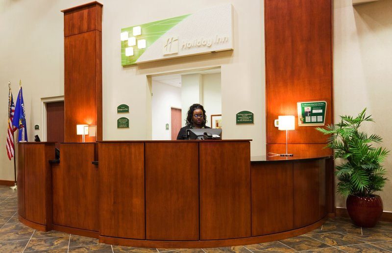 Holiday Inn MADISON AT THE AMERICAN CENTER - Madison, WI