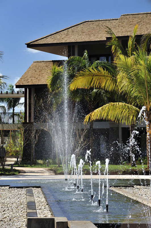 InterContinental Mauritius Resort Fasad