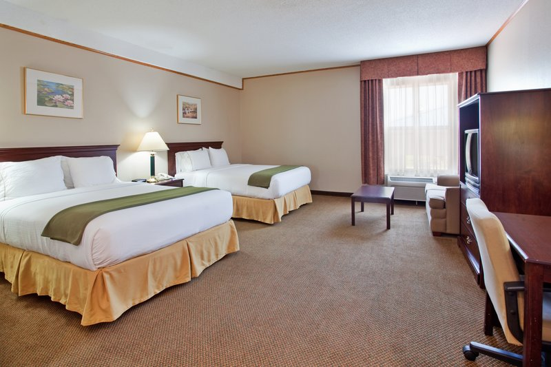Holiday Inn Express JUNCTION CITY - Dighton, KS