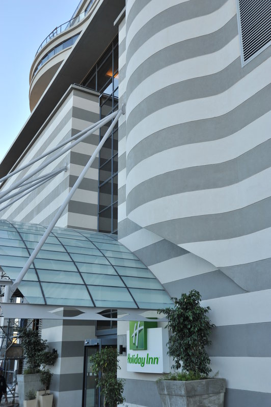Holiday Inn Johannesburg-Rosebank Ulkonäkymä