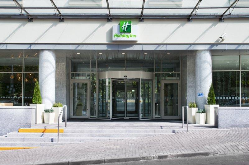 Holiday Inn Moscow-Simonovsky Vista exterior