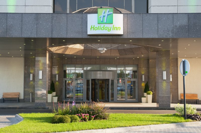 Holiday Inn Moscow-Sokolniki Vista esterna