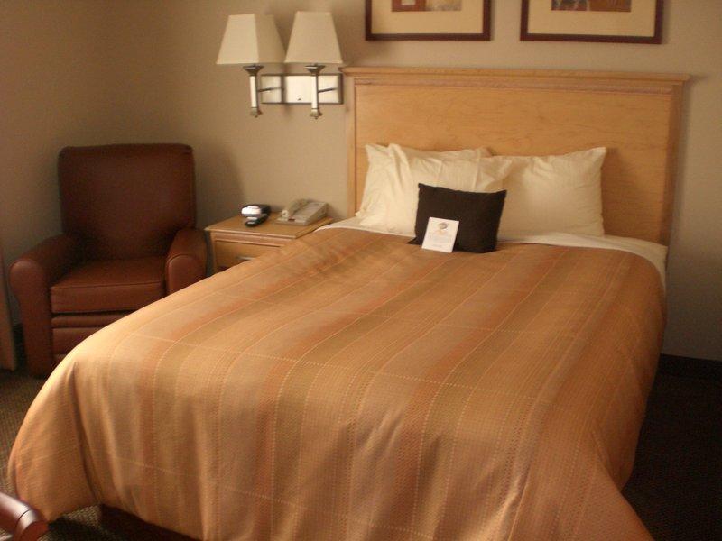 Candlewood Suites Milwaukee N-Brown Deer/Mequon Vista do quarto