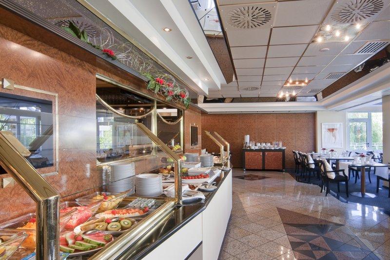 Holiday Inn Minden Gastronomia