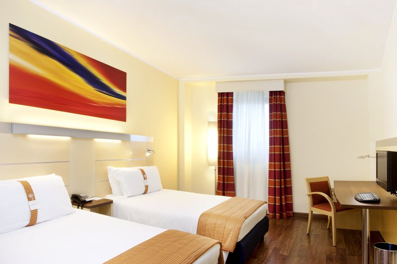 Holiday Inn Express Milan-Malpensa Airport 客房视图