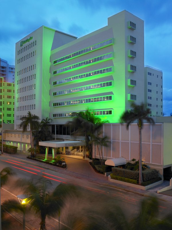 Holiday Inn Miami Beach Außenansicht