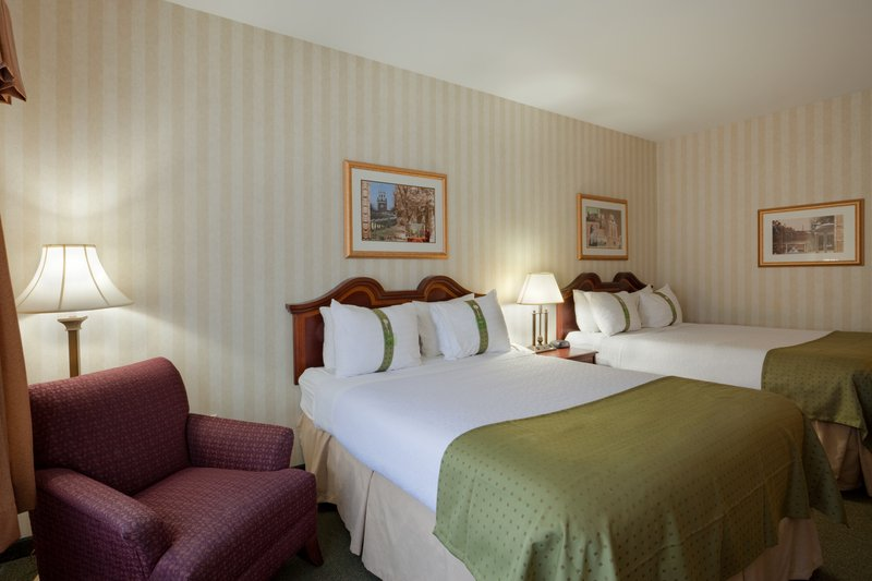 Holiday Inn MANCHESTER AIRPORT - Manchester, NH