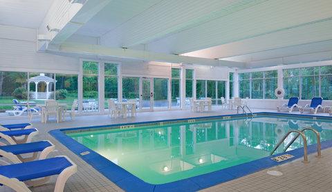 Holiday Inn Cape Cod Falmouth Hotel - Indoor Heated Saline Pool
