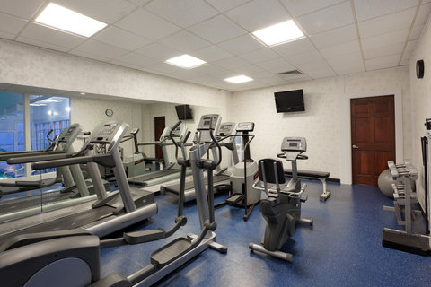 Holiday Inn Cape Cod Falmouth Hotel - Cardiovasicular Fitness Room - Open Daily 5am-11pm