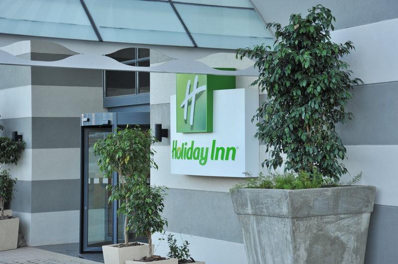 Holiday Inn Johannesburg-Rosebank Buitenaanzicht