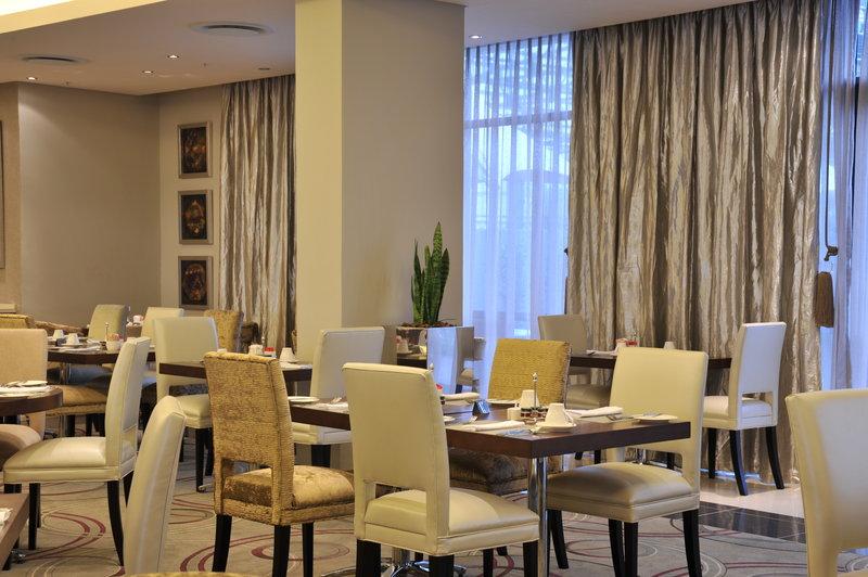 Holiday Inn Johannesburg-Rosebank Gastronomie