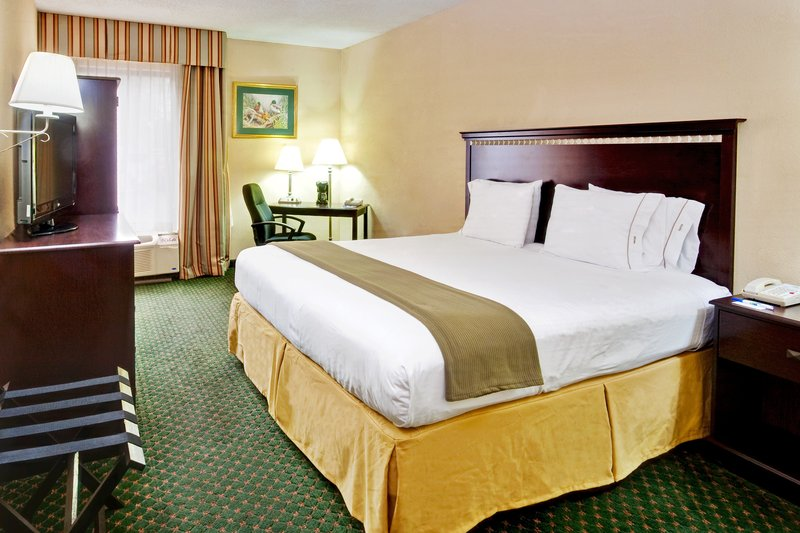 Holiday Inn Express Memphis Medical Center Midtown 客室