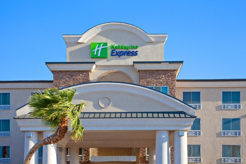 Holiday Inn Express Las Vegas Vista exterior