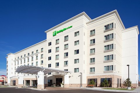 Holiday Inn Hotel & Suites DENVER AIRPORT - Welcome To The Holiday Inn   Suites- Denver Airport
