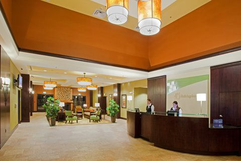 Holiday Inn Hotel & Suites DENVER AIRPORT - Spacious Hotel Lobby