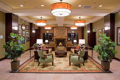 Holiday Inn Hotel & Suites DENVER AIRPORT - Hotel Lobby Lounge